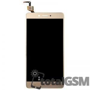Display Lenovo K6 Note Gold Original