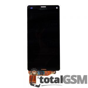 Display COMPATIBIL cu Sony Xperia Z3 Compact D5803 D5833 M55w / Z3 mini Negru.