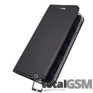 Husa Flip Samsung Galaxy J7 (J730) Neagra