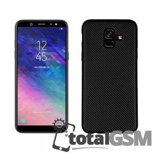 Husa Samsung Galaxy A6 (2018) TPU Neagra