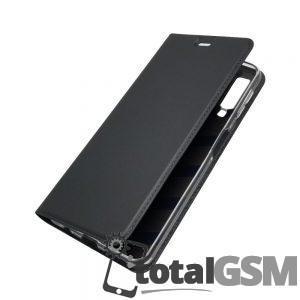 Husa Flip Samsung Galaxy A7 (2018) Neagra