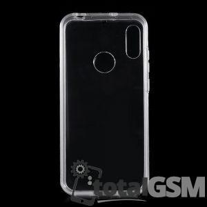 Husa Huawei Y6 (2019) TPU Transparenta.