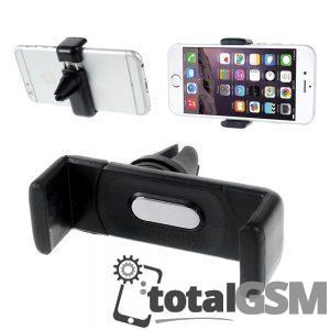 Suport Auto Pentru Ventilatie iPhone Samsung Lg Nokia Negru