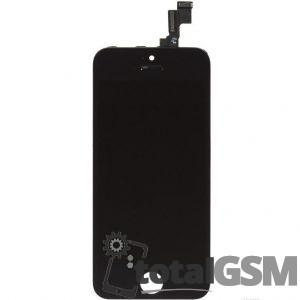 Display Cu Touchscreen si Geam iPhone 5 Negru