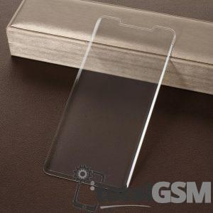 Geam Protectie Huawei Mate 20 Pro Acoperire Completa Transparent