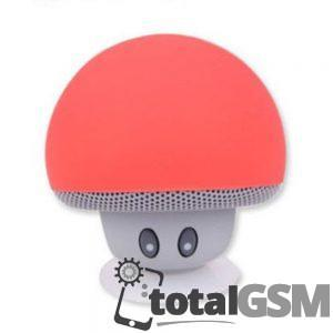 Boxa Difuzor Bluetooth Portabil Rosu