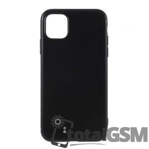 Husa iPhone 11 Pro 5.8 inch Soft TPU Neagra