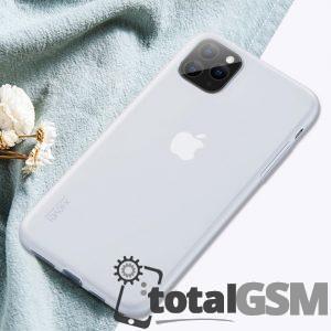Husa iPhone 11 Pro 5.8 inch Alb Mat