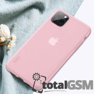 Husa iPhone 11 Pro 5.8 inch Roz Mat