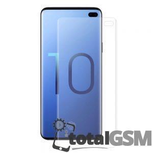 Geam Protectie Display Samsung Galaxy S10 Plus Acoperire Completa