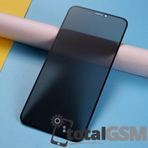 Geam Protectie Display iPhone X/Xs 5.8 inch Anti Spy