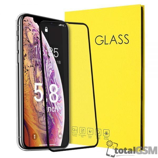 Geam Protectie Display iPhone X Xs 5.8 inch Acoperire Completa