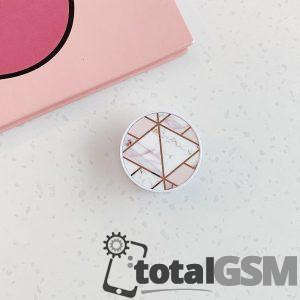 Suport Telefon Finger Grip PopSocket Roz